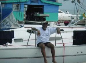 captainpaul 300x221 Yachting Through the British Virgin Islands   The Last Great Adventure