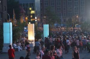 Montreal Street Scene 300x198 Jazz 2012: The Montreal Jazz Festival